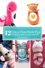 Sock Animal Patterns