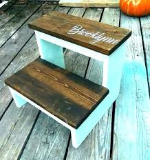stools wooden stools for kid step children child kitchen helper stool by pretty personalized kids