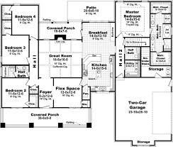 floor plans for 4 bedroom houses. nice 4 bedroom house floor plans on interior decor home ideas and for houses