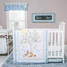 gender neutral owl crib bedding