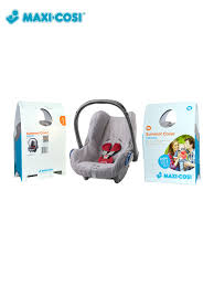 maxi cosi cabriofix summer cover cool grey baby car seat cover baby s at jolly chic
