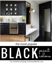 black is classic and far from being drab or boring add drama and interested to