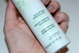 caudalie makeup removing cleansing oil review nars makeup remover water