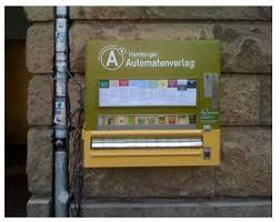 Small Cigarette Vending Machine New Hamburg Publisher Turns Cigarette Vending Machines Into Book Machines