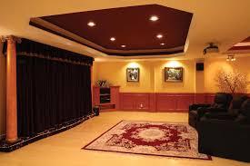 home theater lighting ideas. Basement Lighting Design. Home Theater Design Ideas H