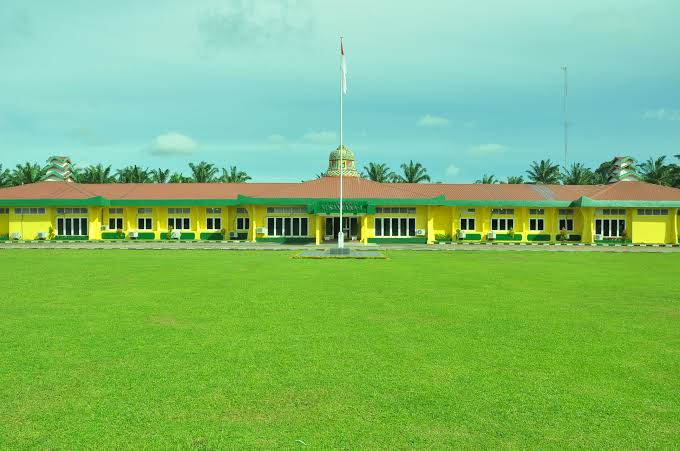 Kantor utama PT Perkebunan Nusantara I (Persero).