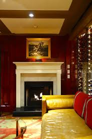 Living Room Bar Boston Cozying Up At Bostons Best Restaurants With Fireplaces The A Lyst