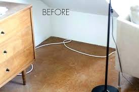 hide cables on floor hide cable on floor how to hide wires on floor hide  cable . hide cables ...