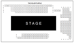 Color Purple Seating Chart The Color Purple Tickets London Theatre Tickets The