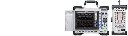 Hioki Chart Recorder Oscilloscope Memory Recorder Memory Hicorder Mr8847a Hioki