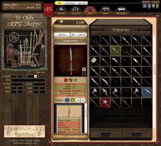 Rpg Game Ui Design Crpg Gui Design 2 Joe Horan