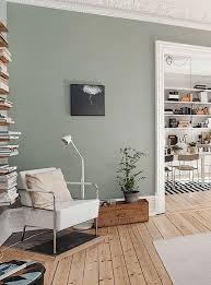 gray kitchen living room