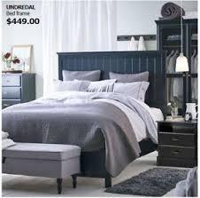 Bed Frame UNDREDAL for Sale  390 King size