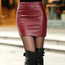2019 2017 autumn and winter fashion casual plus size leather skirt female las women girls clothing clothes from yanmai 86 09 dhgate com