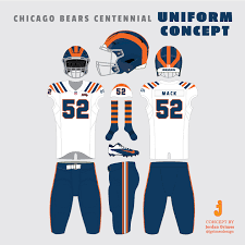 Jersey Color Home Home Bears Color Jersey Bears