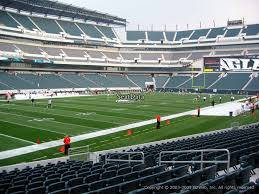Lincoln Financial Field Seating Chart Seat Numbers Seating