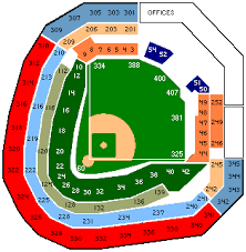 Texas Rangers Stadium Chart Texas Rangers Seating
