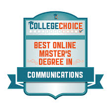 50 Best Online Masters In Communications Degrees For 2019