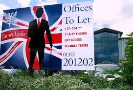office space exeter. Turner-Locker Sign, Marsh Barton, Exeter Office Space