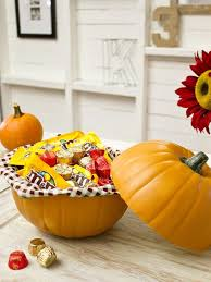 halloween candy bowl ideas. Contemporary Candy How To Make A Pumpkin Candy Dish  Decorating Home U0026 Garden Television And Halloween Bowl Ideas I