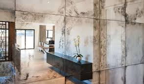 quality glass tiles mirror glass beveled anique mirror effect glass shapes for lobby wall cladding splash