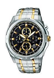 buy casio edifice analog black dial men s watch ef 328sg 1avdf casio edifice analog black dial men s watch ef 328sg 1avdf ed377