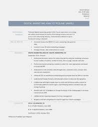Analytics Resumes 10 Examples Of Data Analytics Resume Samples