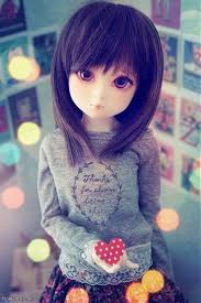 beautiful cute dolls dps pictures