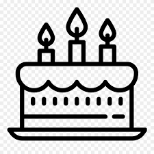 Birthday Cake Icon Cake Icon Clipart Clipart Png Download