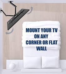<b>Corner TV Wall</b> Mount - <b>Full Motion</b> Swivel Wall Mount Bracket ...