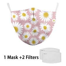 Boyijia Adults Washable Reusable Dust <b>Mask</b> Women Men <b>Digital</b> ...