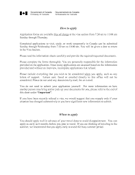 Collection Of Solutions Sample Of Reference Letter For Canadian