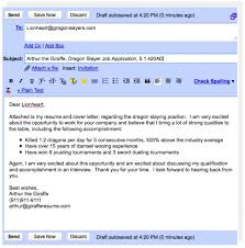 Emailing A Resume Enchanting How To Send Cover Letter In Email Emailing Resume And Sending