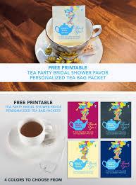 Tea Party Free Printables Party Simplicity Free Printable Tea Party Bridal Shower Tea