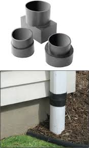 downspout connectors