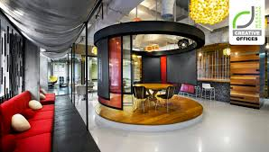 creative office environments. Exellent Office Global Advertising Firm Ogilvy U0026 Mather Recently Consolidated Its Various  Jakarta Offices Into A Single Seamless Creativityinspiring Office Environment  For Creative Office Environments I
