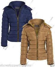Brown Padded Jacket Ladies | Jackets Review & Brown Padded Jacket - Coat Nj Adamdwight.com