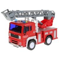 Пожарный автомобиль <b>ТЕХНОПАРК</b> WY550B 1:20 17 см ...