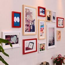 2019 photo gallery wall frame set photo frame wall set home and wall decorations from gcz1688 156 6 dhgate com
