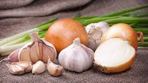 Image result for garlic and onion