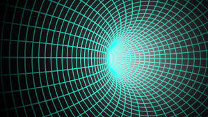 Digital Tunnel Abstract Tunnel Looping Stock Footage Video 100 Royalty Free 6184214 Shutterstock
