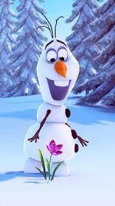Olaf Dancing Live Wallpaper Iphone
