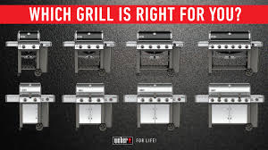 Weber Bbq Comparison Chart Which Weber Genesis Ii Is Right For You