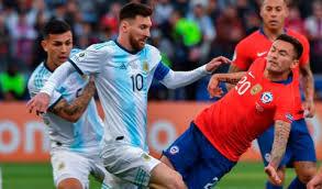 El partido entre argentina y chile podrás verlo en vivo por tv a través de la señal de sky sports en punto de las 19:00 horas, tiempo de méxico, y en nuestro minuto a minuto marca claro. Qktaraa7kavb3m