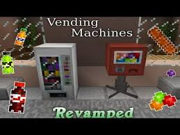 Vending Machine Mod 17 10 Delectable 4848480] Vending Machines Revamped Mod Download Minecraft Forum