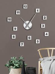 wall clocks wall decal clock