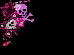 cool skull wallpapers for girls. Wonderful Wallpapers Skull Wallpaper 4 Girlz  Black Girls Skull Pink And Cool Wallpapers For Girls G
