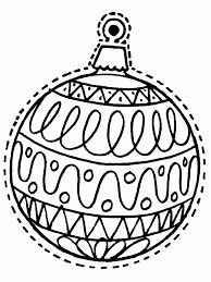 Small Picture Coloring Pages Free Download Christmas Ornaments Coloring Pag