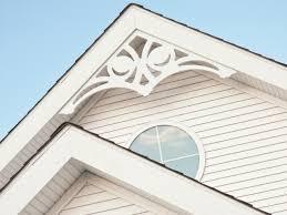 Exterior Trim Molding And Columns - House exterior trim