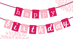 Afbeeldingsresultaat voor happy birthday girl